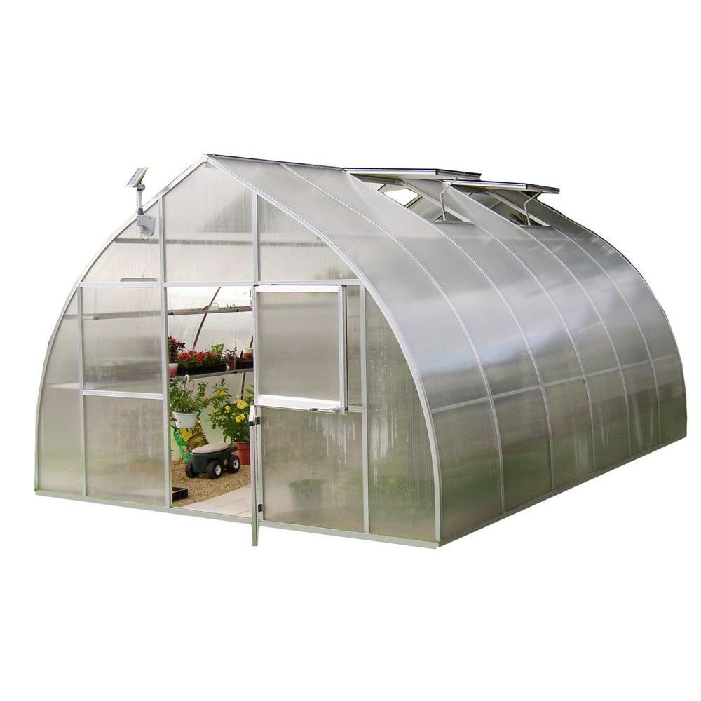 Factory wholesale polycarbonate tear strength transparent vegetable poly tunnel greenhouse
