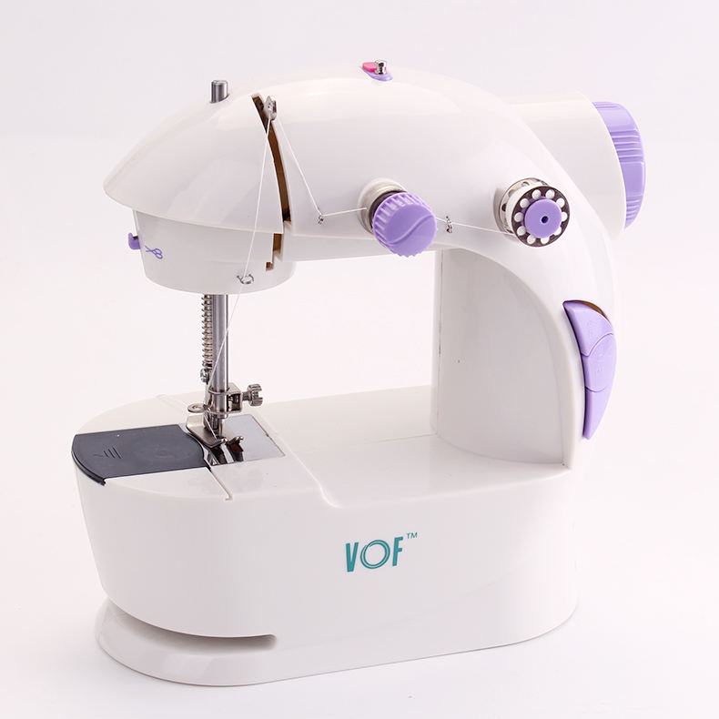 4 in 1 mini electric sewing machine FHSM-201