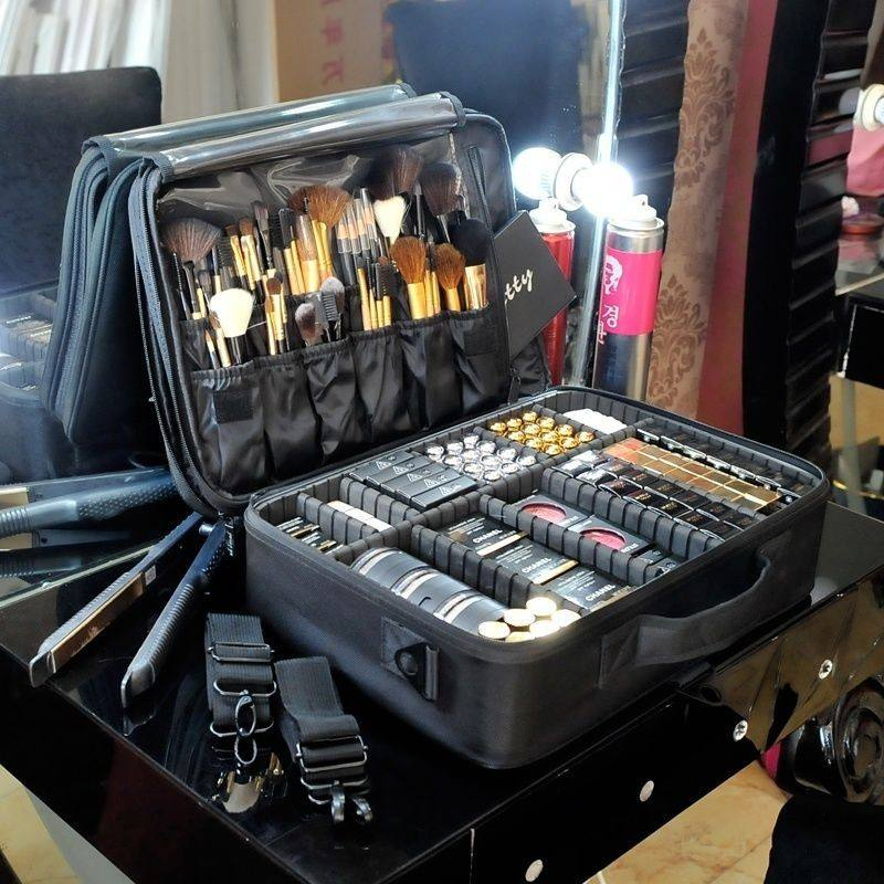 Wholesale professional make up bag for cosmetics