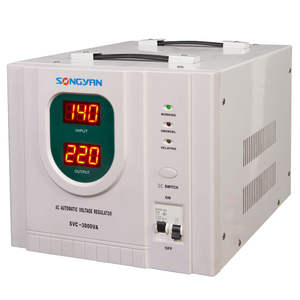 Voltage Stabilizer 220V 3Kw, estabilizador de voltaje universal, automatic voltage stabilizer with relay-type
