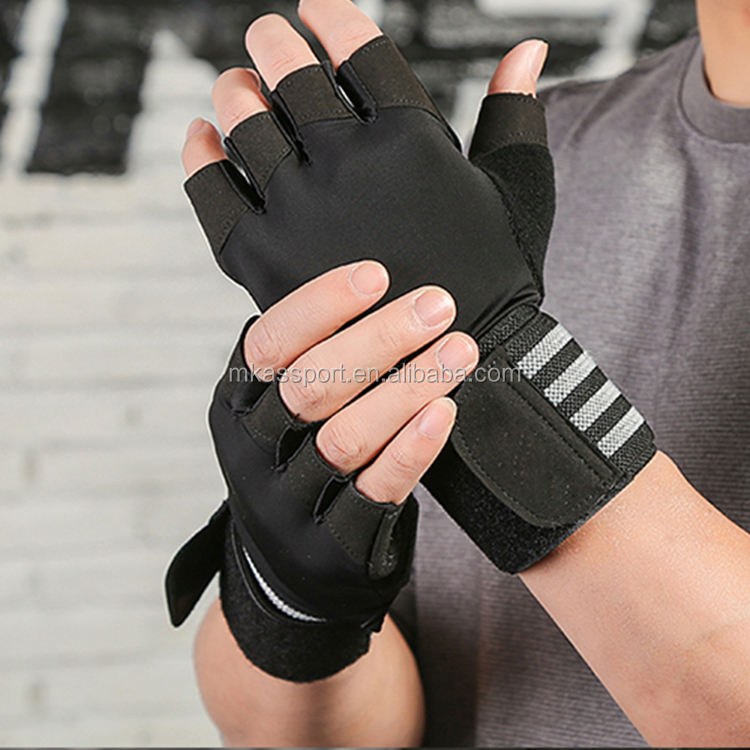 Custom Logo Gym Men ladies Workout Weight Lifting Gloves
