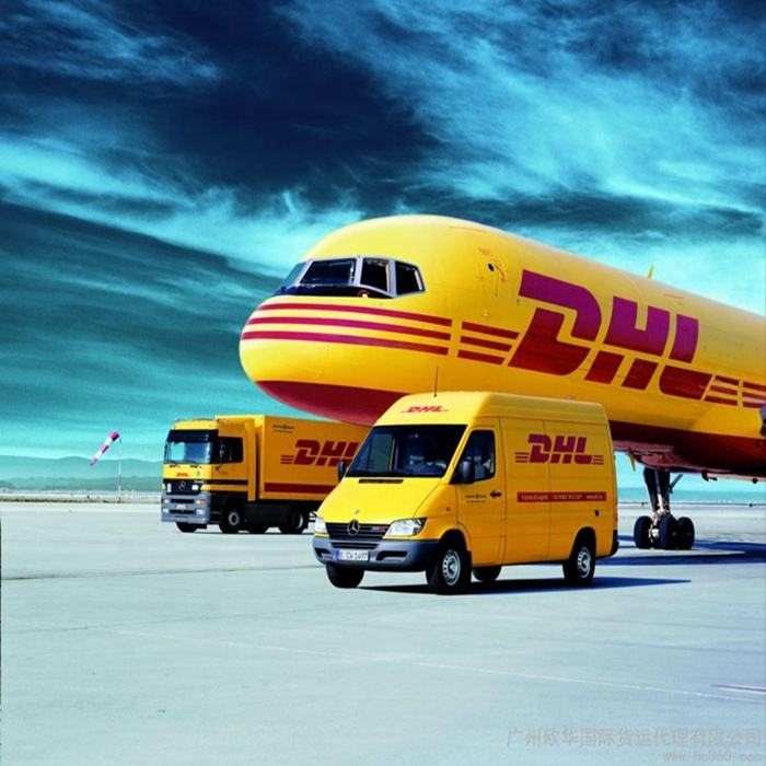 China South africa shipping DHL UPS express courier service in international air shipping price to South africa via Logistics