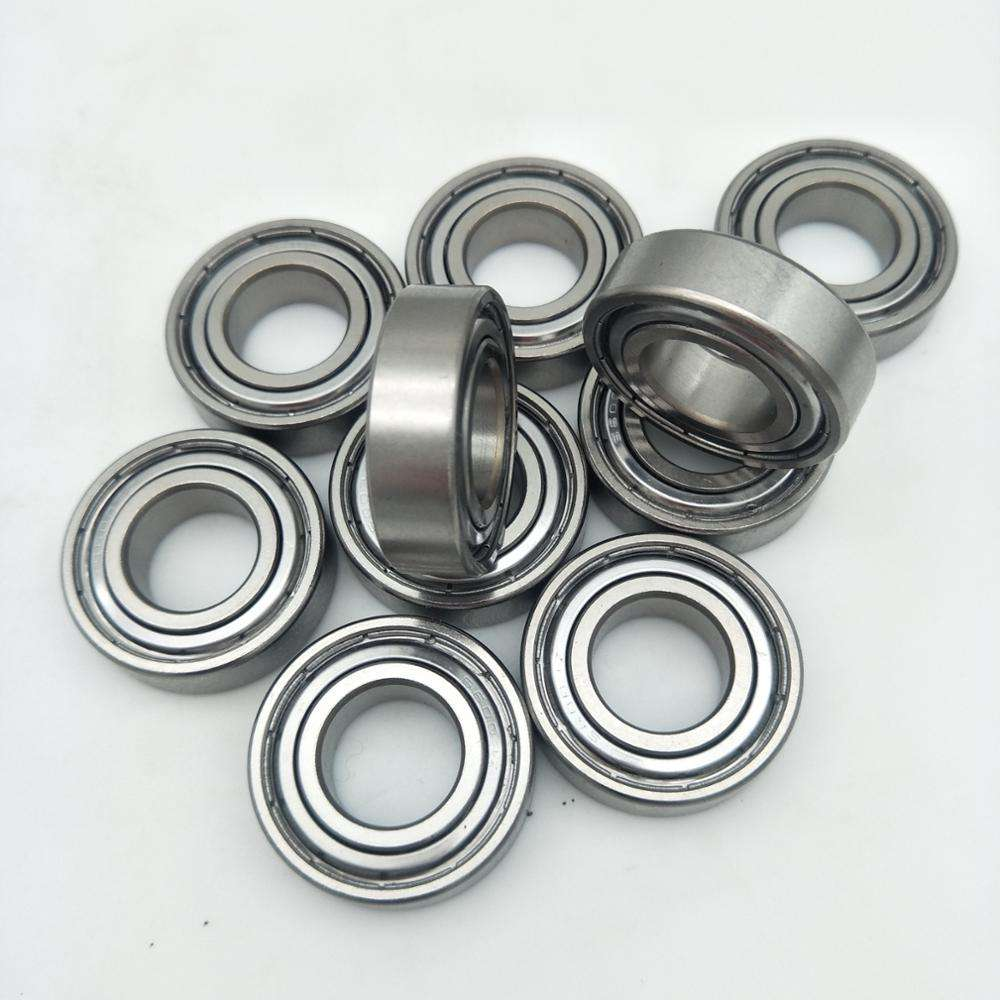 10 PCS 6700ZZ 10 x 15 x 4mm Modle Sealed Metal Shielded Ball Bearing Fast T MOUS