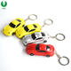 Cheap Custom Shape Pattern Mini Promotion Advertising Car Flashlight Keychain