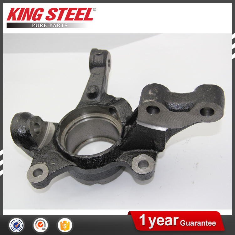 Casting steering knuckle for Toyota corolla 43211-19015