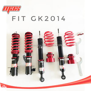 Hydraulic coilover suspension Adjustable coilover Kit