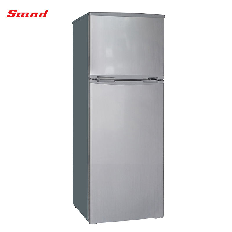 BCD210 A+ home double door refrigerator and freezer national refrigerator
