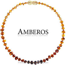 www.Amberos.LT - Looking For Agents To Distribute Baltic Amber Baby Teething Necklaces