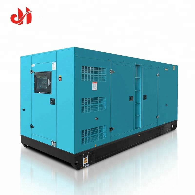 Shanghai 300kw power king soundproof generator price