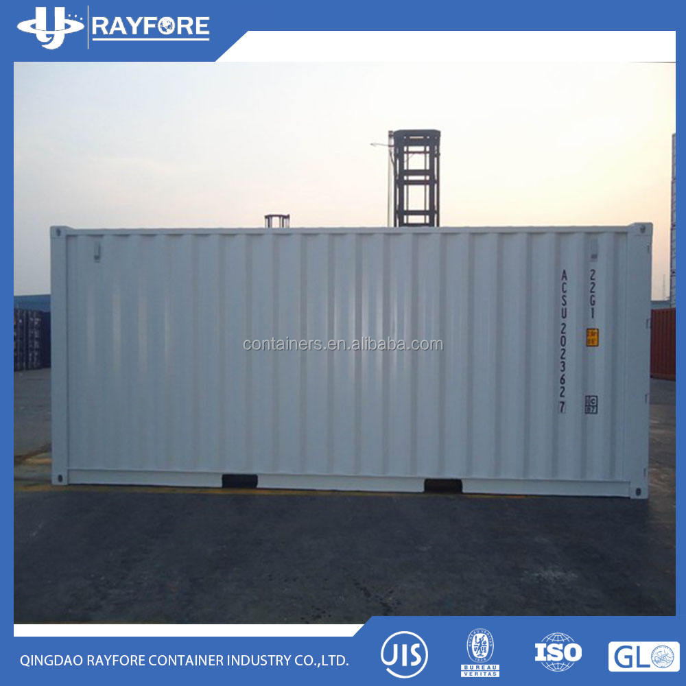 Cargo steel container type 10 20 40 feet container new