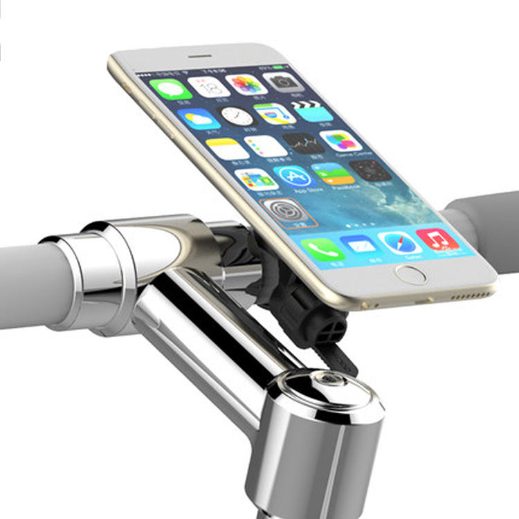 GACIRON H03 Universal Cycling HandleBar Mount MTB Road Bicycle Phone Holder with 3M Sticky Pad for SmartPhone Bike accessories