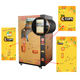 orange machine vending juicer ending machine coin acceptor automatic