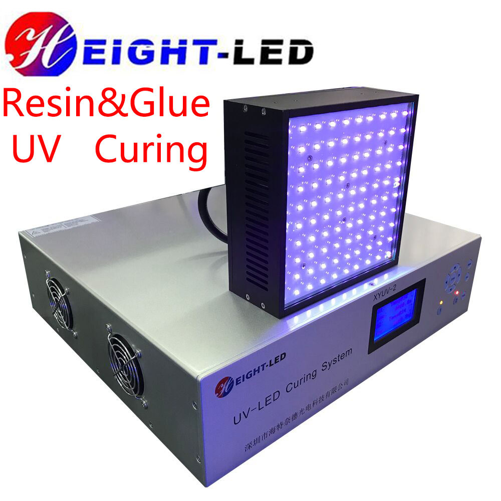 Multiple wavelength 300w uv led array for curing