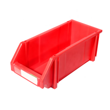 Customer color storage boxes stackable plastic