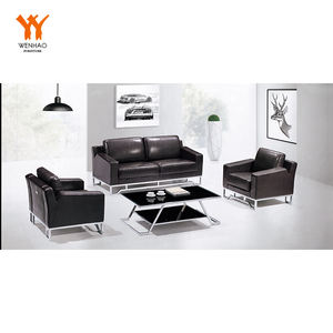 Ucuz kuka deri kanepe klasik eğilim mobilya üreticisi