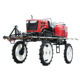 agricultural self propelled farm boom sprayer with high clearance