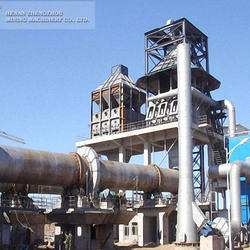 Factory directly supply magnesium dolomite calcination plant