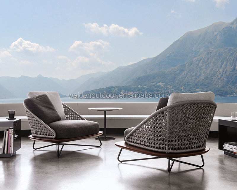 New Wicker Rattan Outdoor Furniture (DH-X1001)