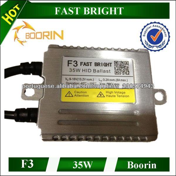 melhor qualidade F3 F5 xenon escondeu rápido começar lastro