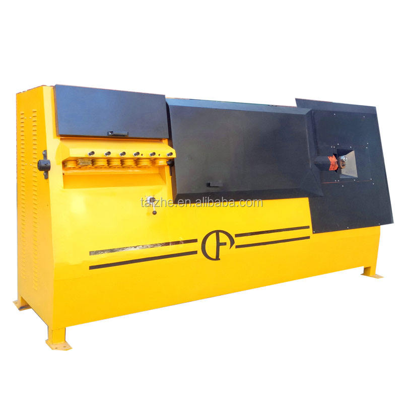 Factory price CNC automatic 4-12mm steel wire Stirrup bender / reinforcing rebar stirrup bending machine