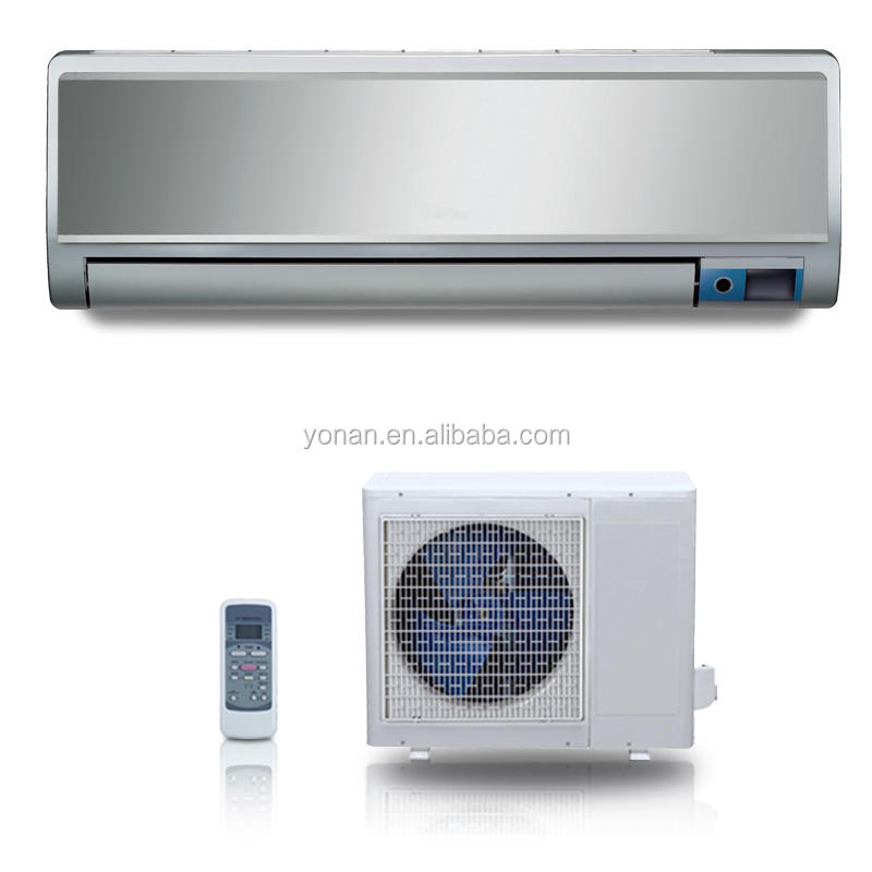 R410 Green Aire Acondicionado Split Yonan Air Conditioners 12000btu