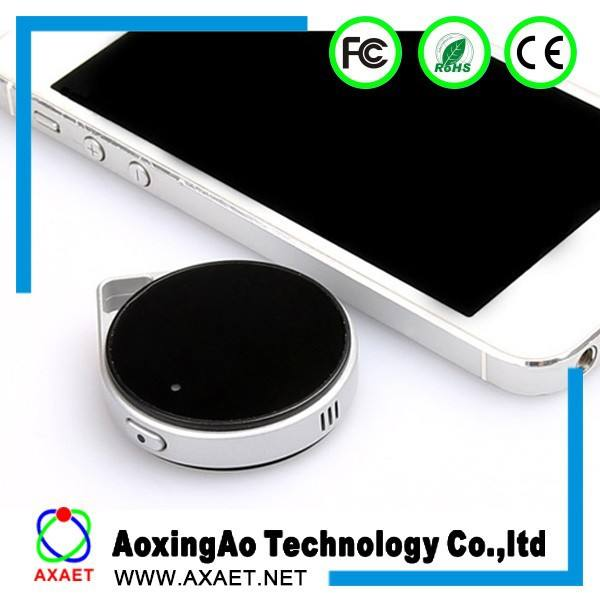 Mini Anti Alarme Perdue, Intelligent Traceur Bluetooth, Caméra pour Apple iPhone iPod iPad Android
