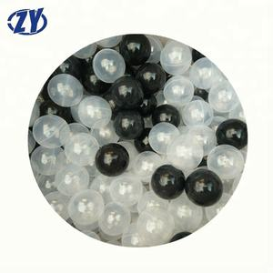 Black White Soft Plastic Ocean Ball Baby Kid Toy Balls