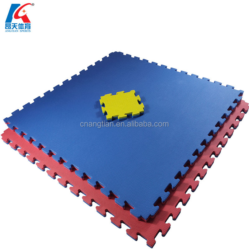 wholesale floor puzzle exercise mat with eva foam tiles for martial arts, taekwondo, aikido, karate, Jigsaw