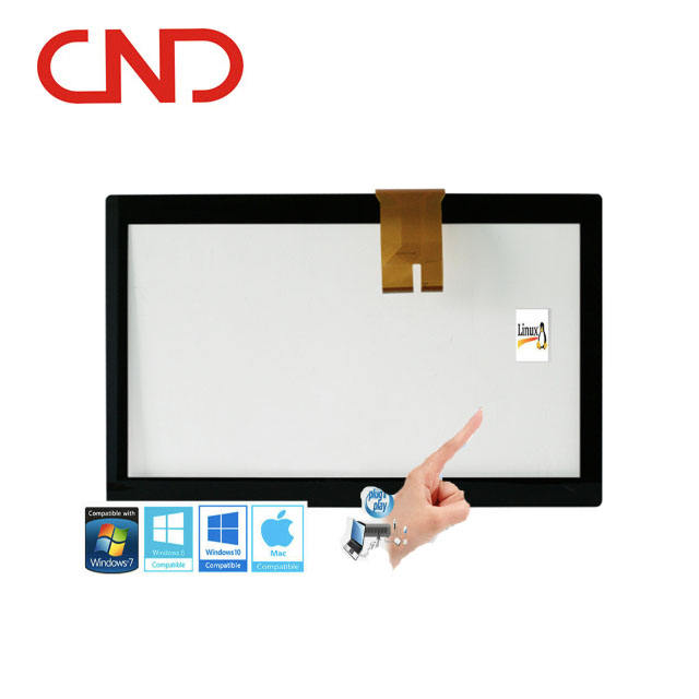 Tft monitor Industrielle lcd display panel arten kapazitive touch panel
