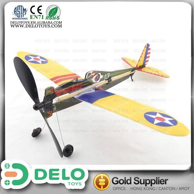 """Juguetes lo más vendido! aviador Wagon 17 """" tiragomas modelo <span class=keywords><strong>de</strong></span> avión planeador DE0206017"""