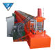 YX80-80 Shutter Door Using Steel Guide Rail Roll Foming Machine