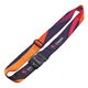Luggage Belt Belt Colorful Heat Transfer Adjustable Password Luggage Scale Belt Strap
