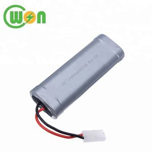 RC 7.2V NICD Batterie Rechargeable de Paquet de Batterie De Voiture RC 7.2V 1800mAh