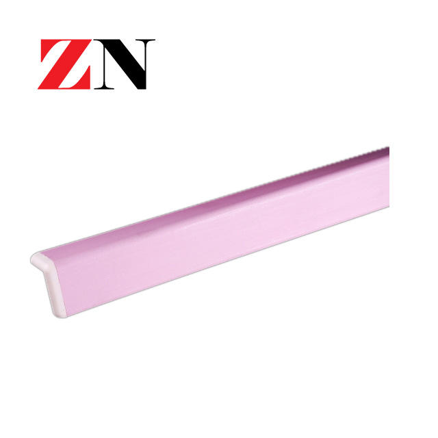 Anti-collision Plaster Plastic PVC safety Wall Decorative Protection Corner Guards/Bead
