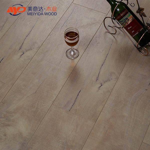China Latest Flooring Trends