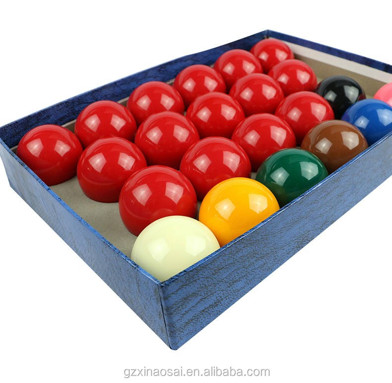 Wholesale Good Quality Snooker Accessories But Cheap Custom Snooker Balls