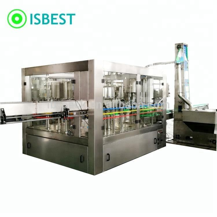 2019 Factory Low Price Bottle Beverage/Drink/Water Filling Machine
