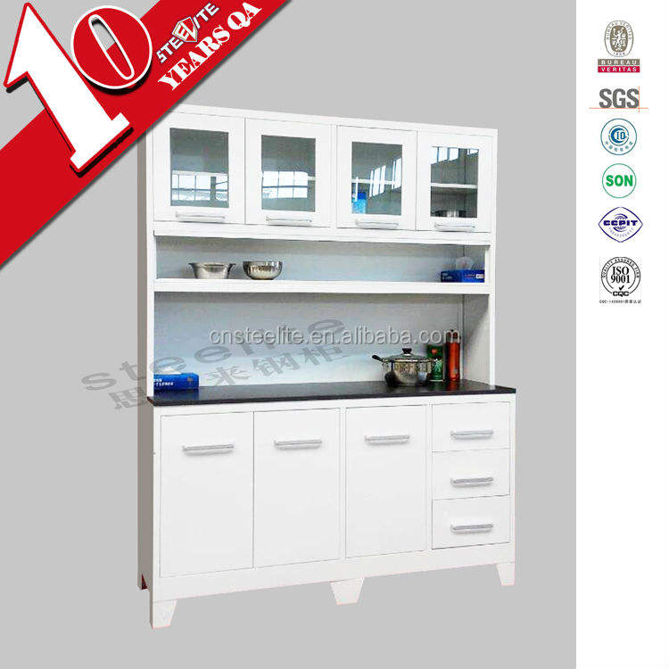 Luoyang made OEM Sheet Metal Frame Fabricated Kitchen steel Cabinet
