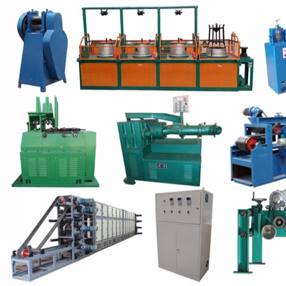 welding rod production line / welding electrode making machine