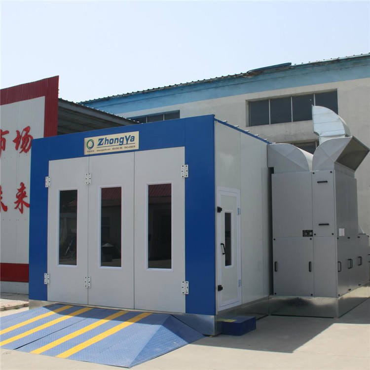 Factory supply TOP QUALITY car baking oven furniture spray booth paint