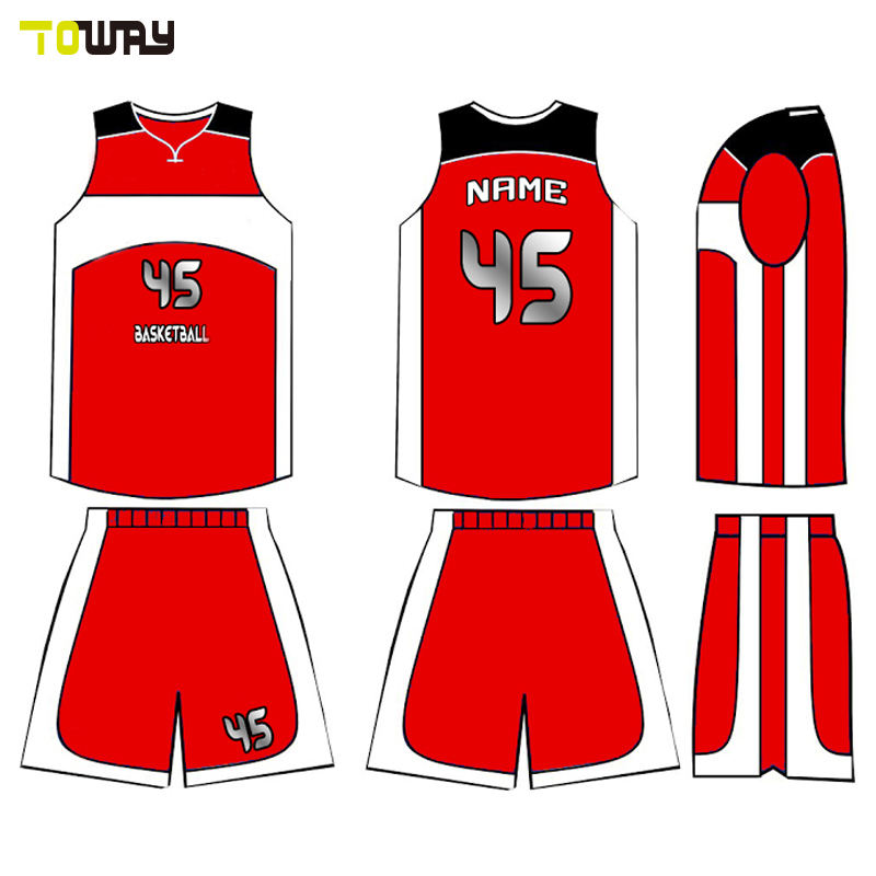 2017 sublimated basketball jersey uniform design green