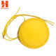Purse Mini Fashion Women Bags Supplier Women's Purse Yellow Faux Leather Mini Round Shoulder Crossbody Bags