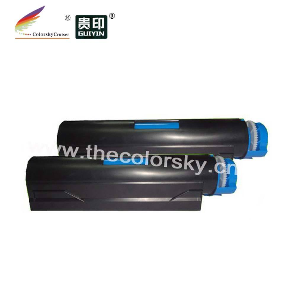 (CS-OB451) BK compatible toner printer cartridge for OKI 44992402 44992401 MB451 MB451DN MB451W MB441 (2.5k pages)