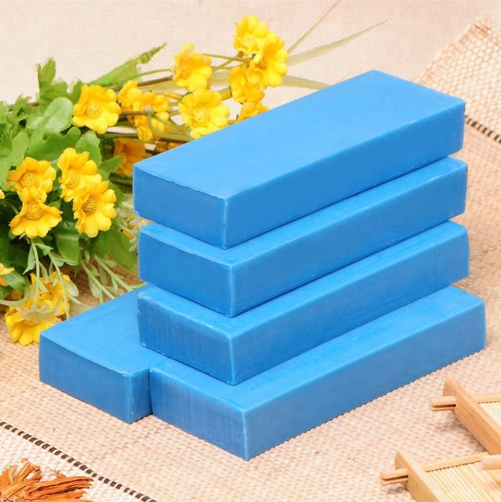 Blue laundry soap bar manufacturer in China