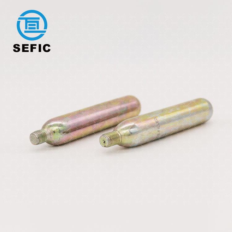 Factory Supply 33 그램 3/8 1/2 5/8 Co2 Cartridge