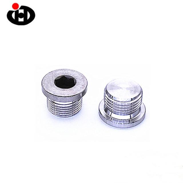 10/pieza Tornillos Cil/índricos con muesca hexagonal M10/DIN 912/Acero Inoxidable, A2, V2/A