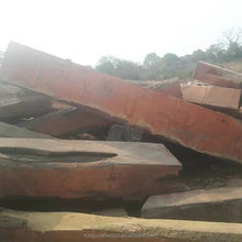 Mussivi/Mussibi squared logs from Angola with low price, Doussie / Tali / Mussivi Wood Logs