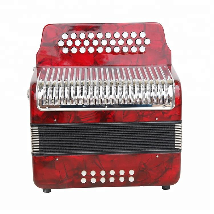 High grade Professional Button Accordion