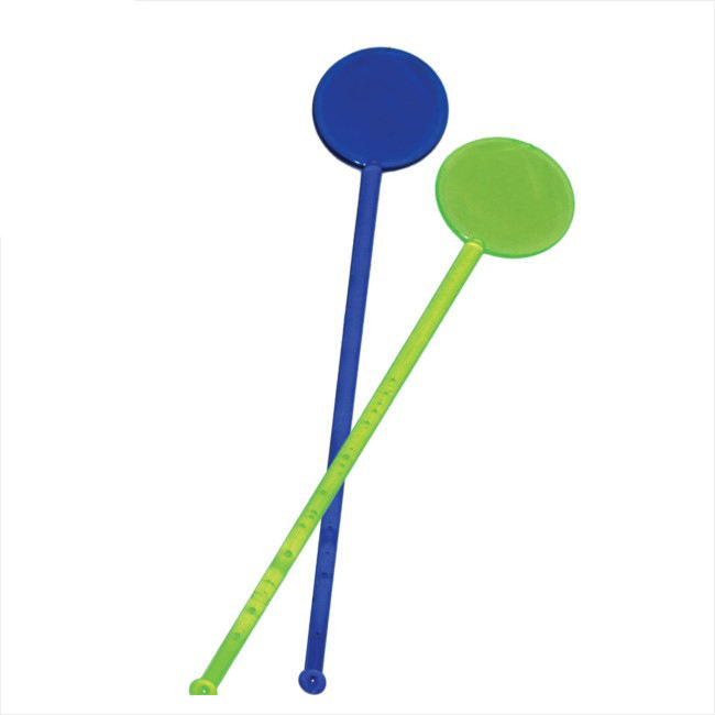 Custom Logo Gedrukt Promotionele Plastic Cocktail Drink Stirrers
