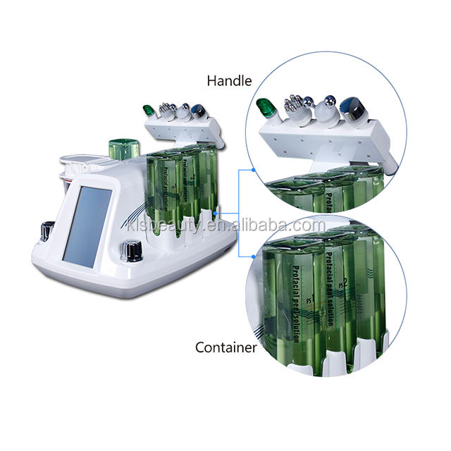 Salon use facial cleaning almighty oxygen jet /water oxygen therapy facial machine